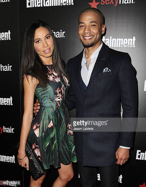 Actress Jurnee Smollett and actor Jussie Smollett attend the Entertainment Weekly celebration honoring nominees for the Screen Actors Guild Awards at...