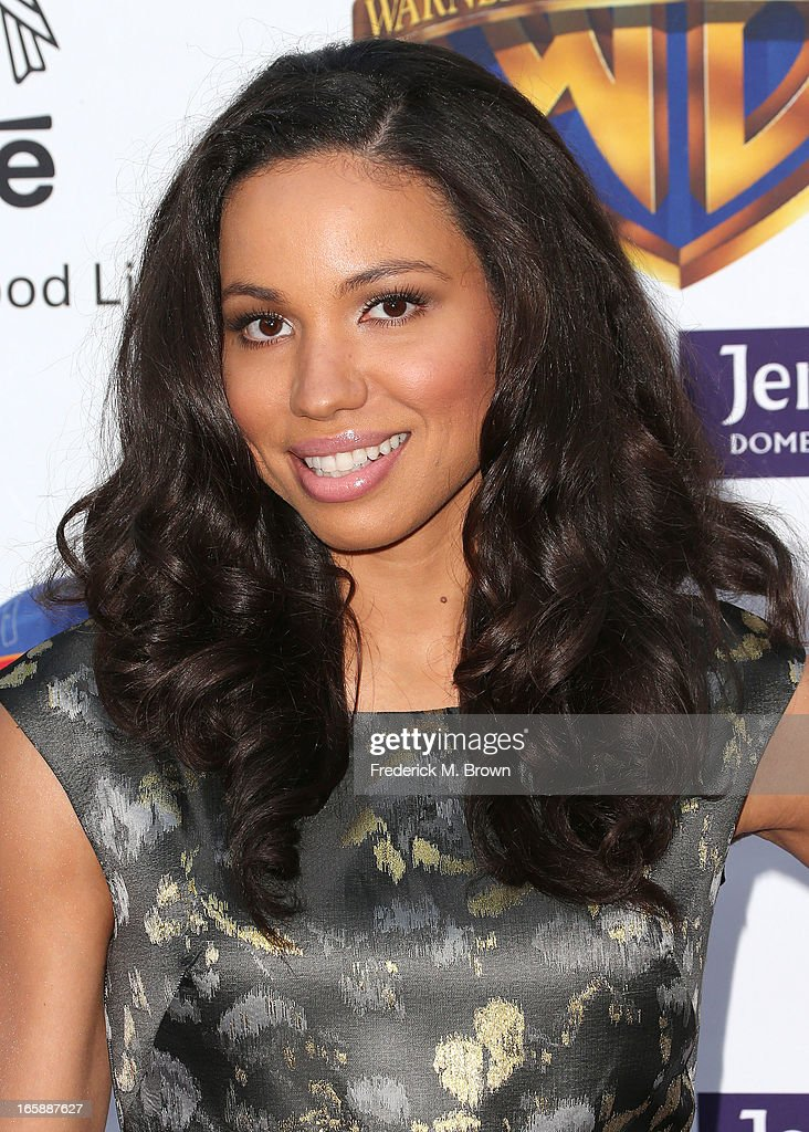 Actress Jurnee Smollett-Bell attends the 2013 Jenesse Silver Rose Awards Gala and Auction at Vibiana on April 6, 2013 in Los Angeles, California.