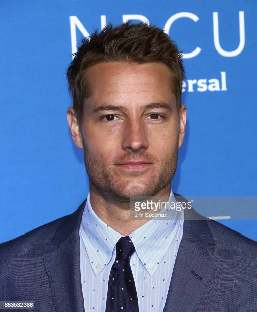 Actress Justin Hartley attends the 2017 NBCUniversal Upfront at Radio City Music Hall on May 15 2017 in New York City