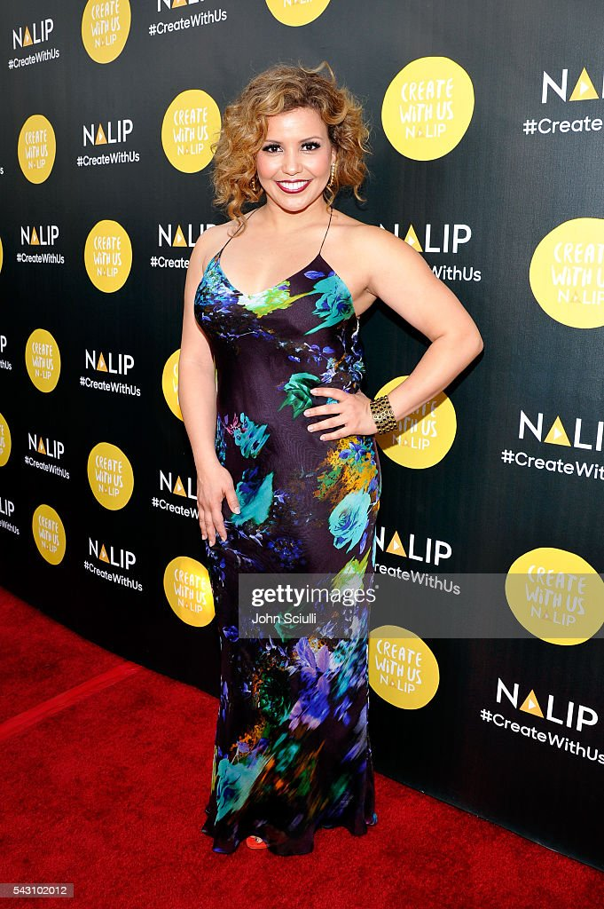 Actress <a gi-track='captionPersonalityLinkClicked' href=/galleries/search?phrase=Justina+Machado&family=editorial&specificpeople=227962 ng-click='$event.stopPropagation()'>Justina Machado</a> attends the NALIP 2016 Latino Media Awards at Dolby Theatre on June 25, 2016 in Hollywood, California.