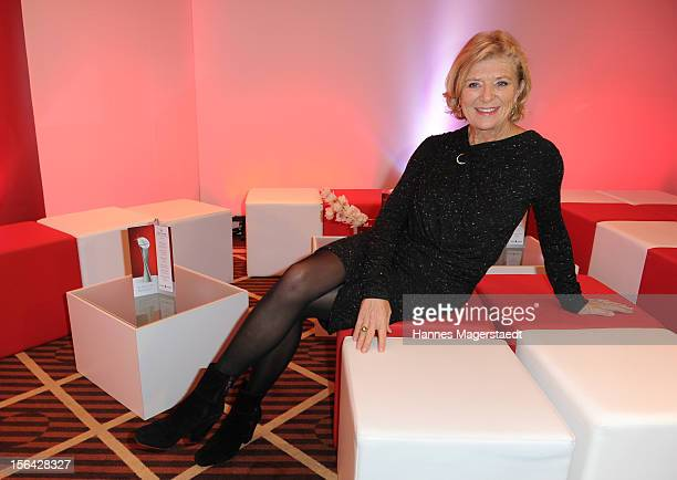 Actress Jutta Speidel attends the Video Entertainment Award 2012 at the Westin Grand Hotel on November 14 2012 in Munich Germany