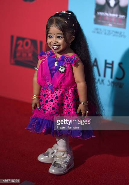 Jyoti Amge Stock Photos and Pictures | Getty Images