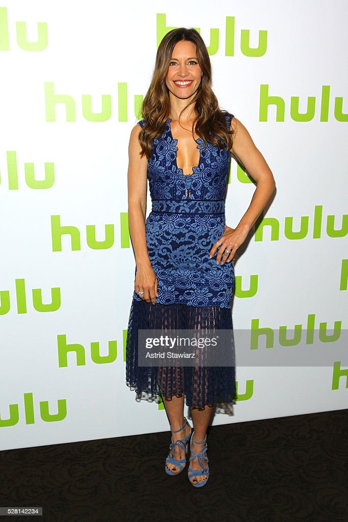 Actress <a gi-track='captionPersonalityLinkClicked' href=/galleries/search?phrase=KaDee+Strickland&family=editorial&specificpeople=216381 ng-click='$event.stopPropagation()'>KaDee Strickland</a> attends the 2016 Hulu Upftont on May 04, 2016 in New York, New York.