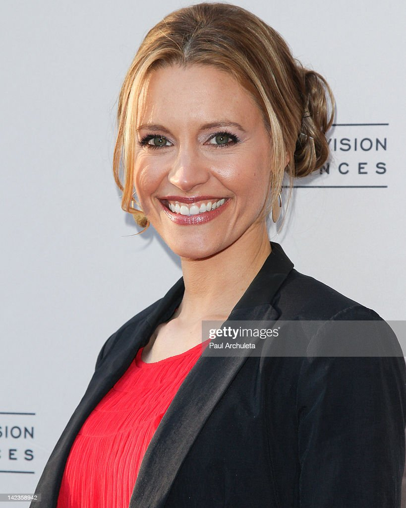 Actress KaDee Strickland attends the Academy Of Television Arts & Sciences presentation of 'Welcome To ShondaLand: An Evening With Shonda Rhimes & Friends' at the Leonard H. Goldenson Theatre on April 2, 2012 in North Hollywood, California.