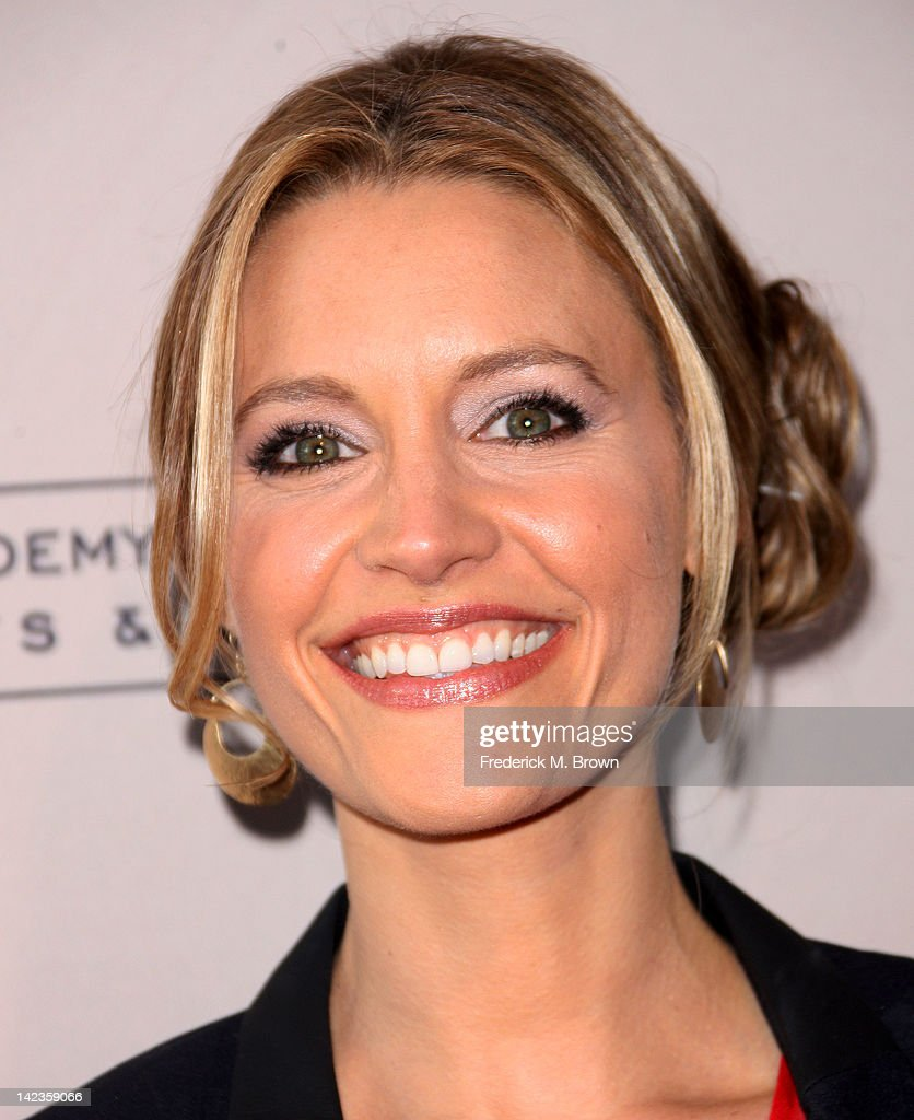 Actress KaDee Strickland attends The Academy of Television Arts & Sciences Presents 'Welcome To ShondaLand: An Evening With Shonda Rhimes & Friends' at the Leonard H. Goldenson Theatre on April 2, 2012 in North Hollywood, California.
