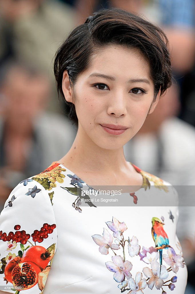 Actress Kaho attends a photocall for 'Umimachi Diary' ('Our Little Sister') during the 68th annual Cannes Film Festival on May 14, 2015 in Cannes, France.