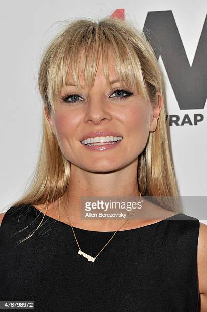 Actress Kaitlin Doubleday arrives at TheWrap's 2nd Annual Emmy Party at The London Hotel on June 11 2015 in West Hollywood California