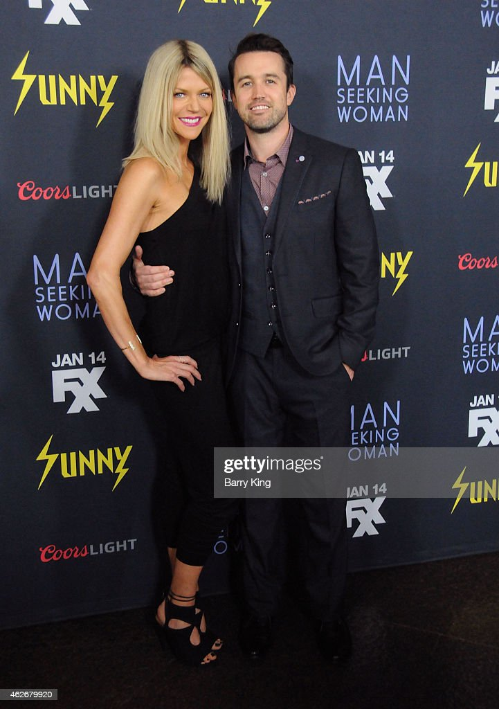 "Red Carpet Premiere Of FXX's ""It's Always Sunny In Philadelphia"" And ""Man Seeking Woman"""