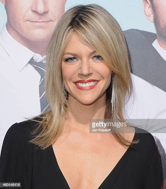 Actress Kaitlin Olson arrives at the Los Angeles Premiere 'Horrible Bosses 2' at TCL Chinese Theatre on November 20 2014 in Hollywood California