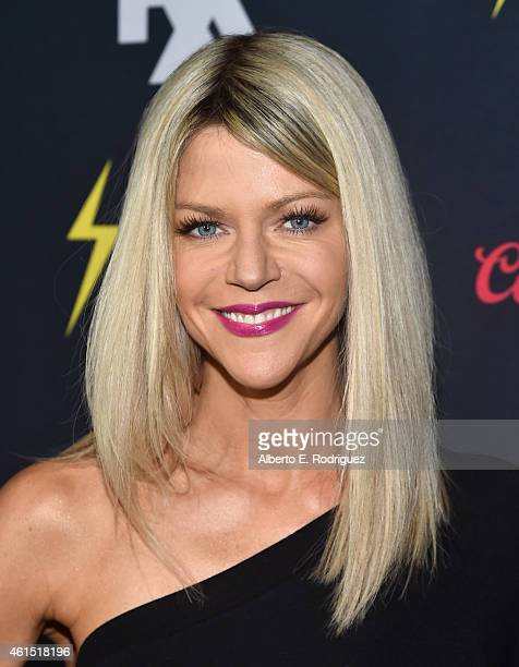 Actress Kaitlin Olson arrives to the premiere of FXX's 'It's Always Sunny in Philadelphia' 10th Season and 'Man Seeking Woman' at DGA Theater on...
