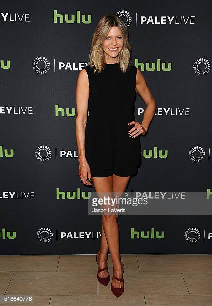 Actress Kaitlin Olson attends an evening with 'It's Always Sunny In Philadelphia' at The Paley Center for Media on April 1 2016 in Beverly Hills...