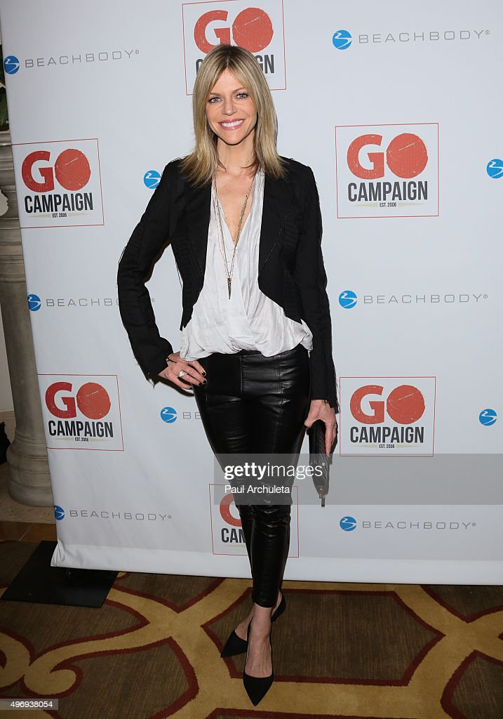Actress Kaitlin Olson attends the 8th Annual GO Campaign Gala at Montage Beverly Hills on November 12, 2015 in Beverly Hills, California.