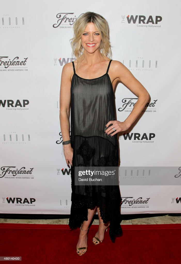 Actress <a gi-track='captionPersonalityLinkClicked' href=/galleries/search?phrase=Kaitlin+Olson&family=editorial&specificpeople=537734 ng-click='$event.stopPropagation()'>Kaitlin Olson</a> attends TheWrap's First Annual Emmy Party at The London West Hollywood on June 5, 2014 in West Hollywood, California.