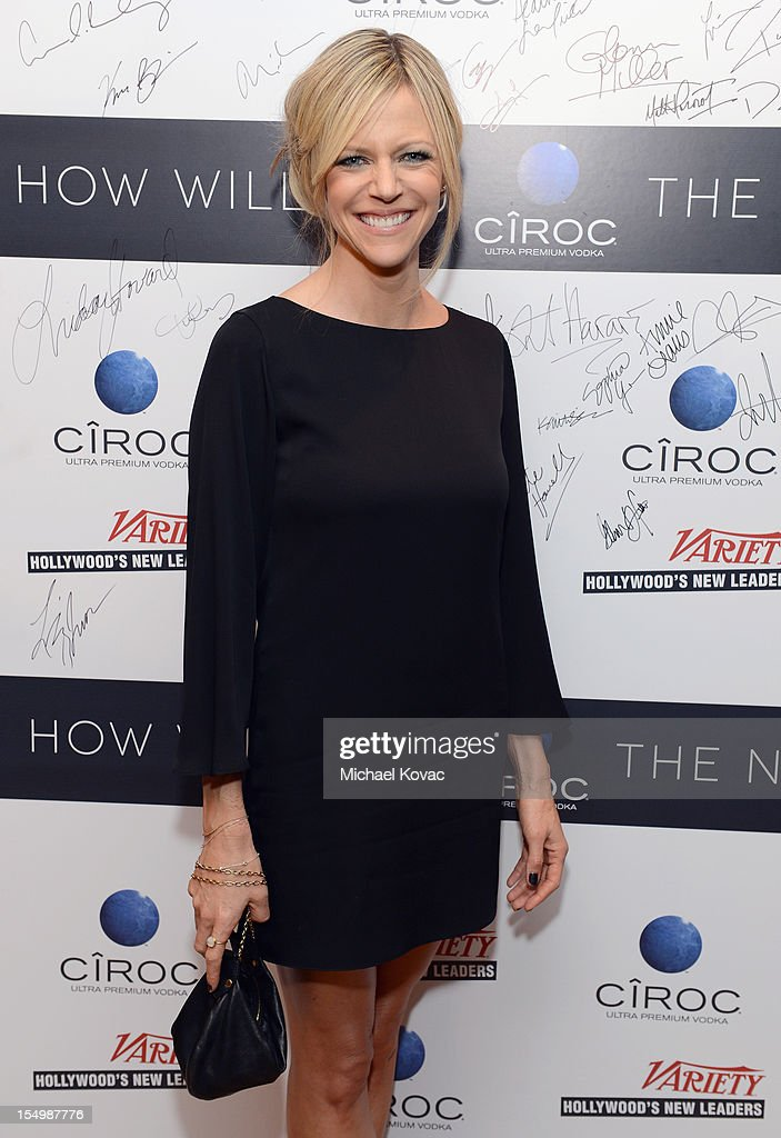 Actress Kaitlin Olson attends Variety's Hollywood's New Leaders presented by Ciroc Vodka at Soho House on October 29, 2012 in West Hollywood, California.