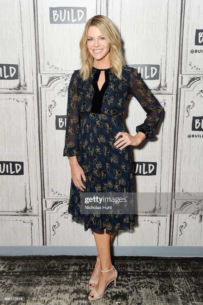 Actress Kaitlin Olson visits the Build Series to discuss her show 'The Mick' at Build Studio on September 21, 2017 in New York City.