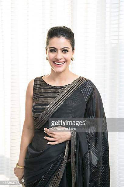 Actress Kajol Devgan is photographed at the United Nations and Unilever Event on September 22 2014 in New York City