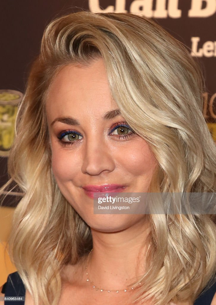 Actress Kaley Cuoco joins Panera Bread to launch its new craft beverage station at Panera Bread on August 30, 2017 in Studio City, California.