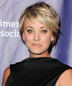 Actress Kaley CuocoSweeting arrives at the 23rd Annual 'A Night At Sardi's' To Benefit The Alzheimer's Association at The Beverly Hilton Hotel on...