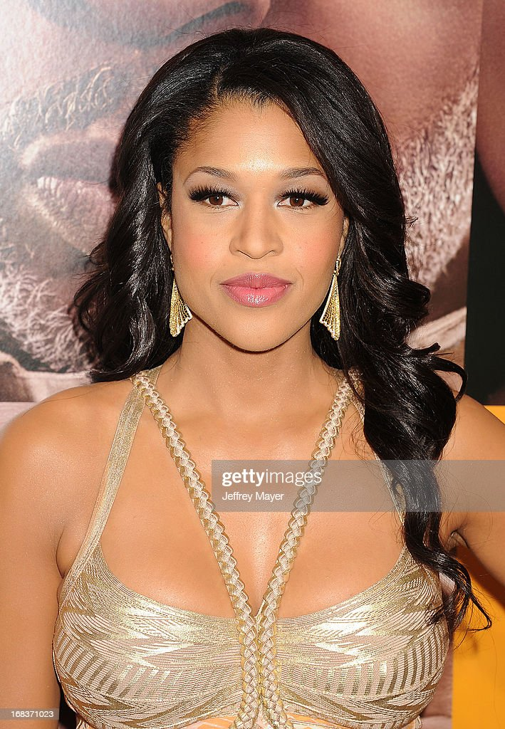 Actress <a gi-track='captionPersonalityLinkClicked' href=/galleries/search?phrase=Kali+Hawk&family=editorial&specificpeople=5400398 ng-click='$event.stopPropagation()'>Kali Hawk</a> arrives at the premiere of 'Peeples' presented by Lionsgate Film and Tyler Perry at ArcLight Hollywood on May 8, 2013 in Hollywood, California.