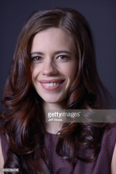 Actress Kalki Koechlin of 'Margarita with a Straw' poses for a portrait during the 2014 Toronto International Film Festival on September 9 2014 in...