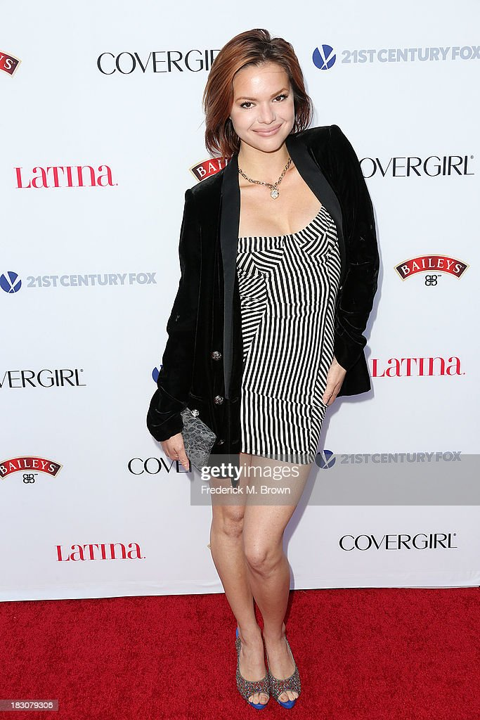 Actress Kalli Thorne attends Latina Magazine's 'Hollywood Hot List' Party at The Redbury Hotel on October 3, 2013 in Hollywood, California.