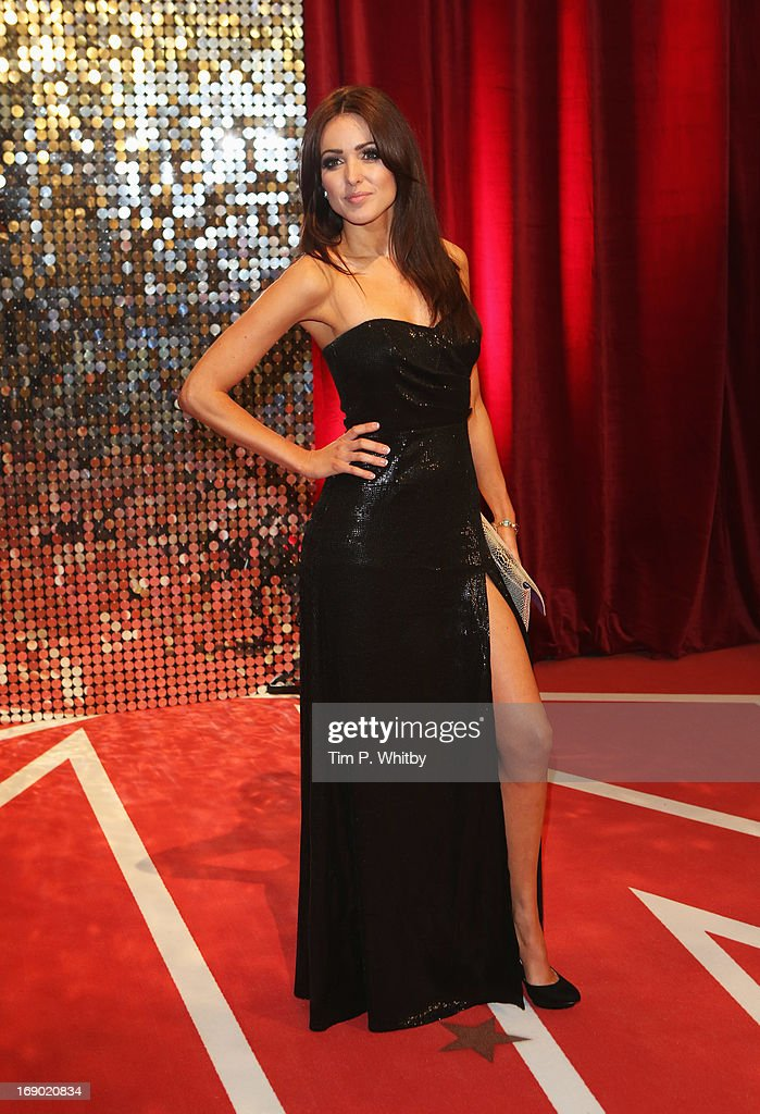 Actress Karen Hassan attends the British Soap Awards at Media City on May 18, 2013 in Manchester, England.