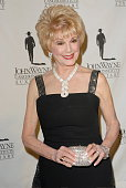 Actress Karen Sharpe Kramer arrives at the 22nd Annual Odyssey Ball a major fundraiser for the John Wayne Cancer Insitute at the Beverly Hilton Hotel...