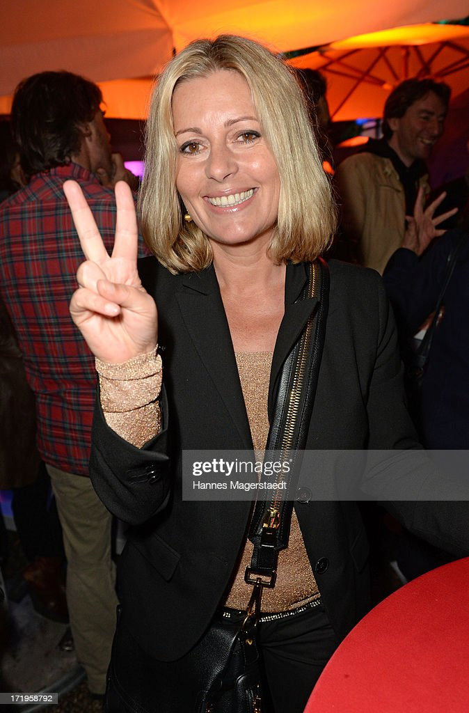 Actress Karin Thaler attends the Audi Director's Cut during the Munich Film Festival 2013 on June 29, 2013 in Munich, Germany.