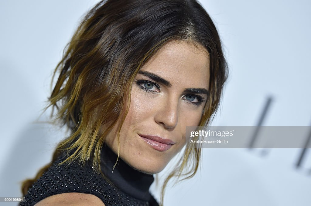 Actress <b>Karla Souza</b> arrives at the 23rd Annual ELLE Women In Hollywood ... - actress-karla-souza-arrives-at-the-23rd-annual-elle-women-in-awards-picture-id620166864