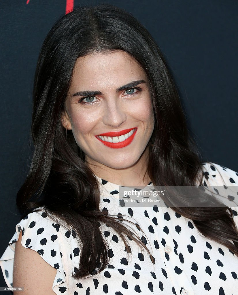 Actress Karla Souza Attends The Screening Of 'how To Get Away With Murder'  Atas '