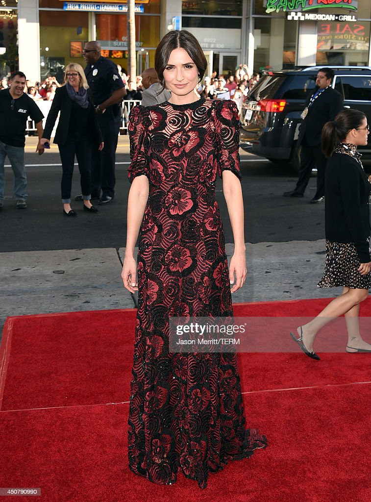 Actress <a gi-track='captionPersonalityLinkClicked' href=/galleries/search?phrase=Karolina+Wydra&family=editorial&specificpeople=9169911 ng-click='$event.stopPropagation()'>Karolina Wydra</a> attends the premiere of HBO's 'True Blood' season 7 and final season at TCL Chinese Theatre on June 17, 2014 in Hollywood, California.