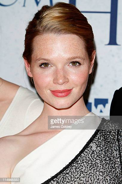 Actress Karoline Herfurth attends the 'Das Blaue von Himmel' premiere at Astor Film Lounge on May 31 2011 in Berlin Germany