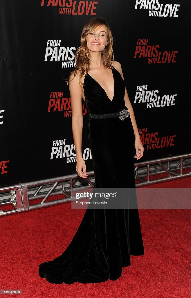 """""""From Paris With Love"""" Premiere"""