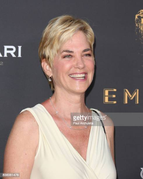 Actress Kassie DePaiva attends the Television Academy's cocktail reception with the Stars of Daytime Television celebrating The 69th Emmy Awards at...