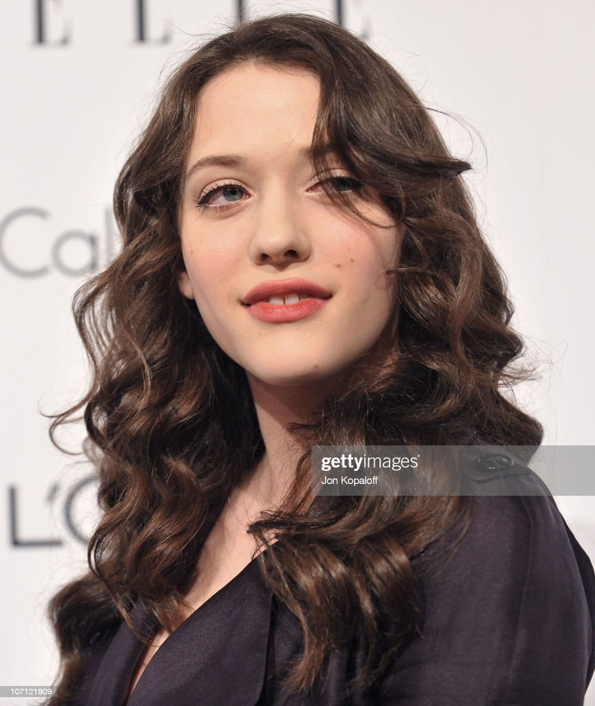 Actress <a gi-track='captionPersonalityLinkClicked' href=/galleries/search?phrase=Kat+Dennings&family=editorial&specificpeople=846118 ng-click='$event.stopPropagation()'>Kat Dennings</a> arrives at ELLE's 16th Annual Women In Hollywood Event at the Four Seasons Hotel on October 19, 2009 in Beverly Hills, California.