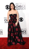 Actress Kat Dennings arrives for The 40th Annual People's Choice Awards Arrivals held at Nokia Theatre LA Live on January 8 2014 in Los Angeles...