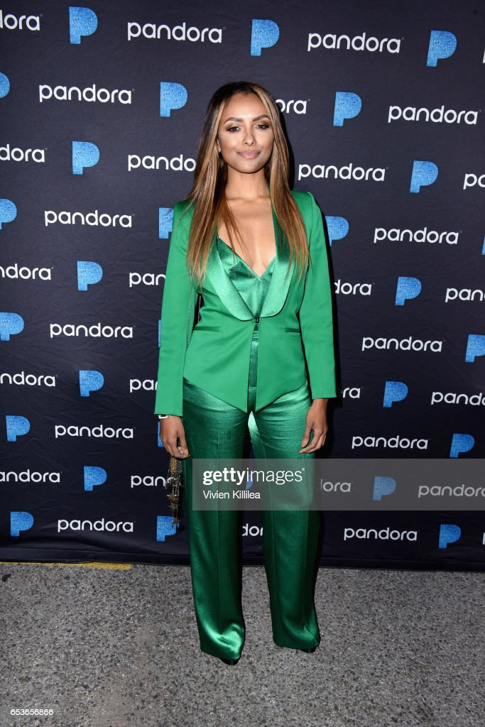 Actress Kat Graham attends Pandora at SXSW 2017 on March 15, 2017 in Austin, Texas.