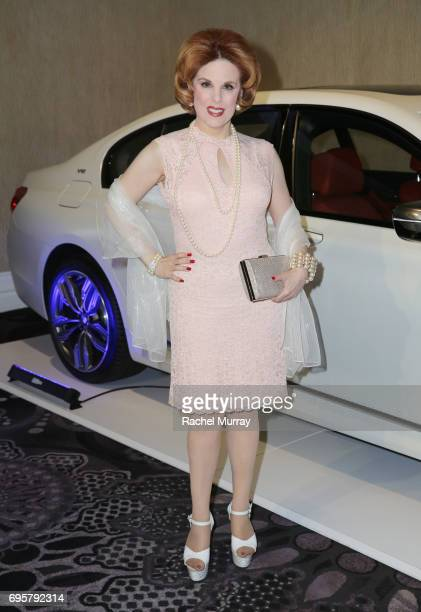 Actress Kat Kramer at Women In Film 2017 Crystal Lucy Awards presented By Max Mara and BMW at The Beverly Hilton Hotel on June 13 2017 in Beverly...