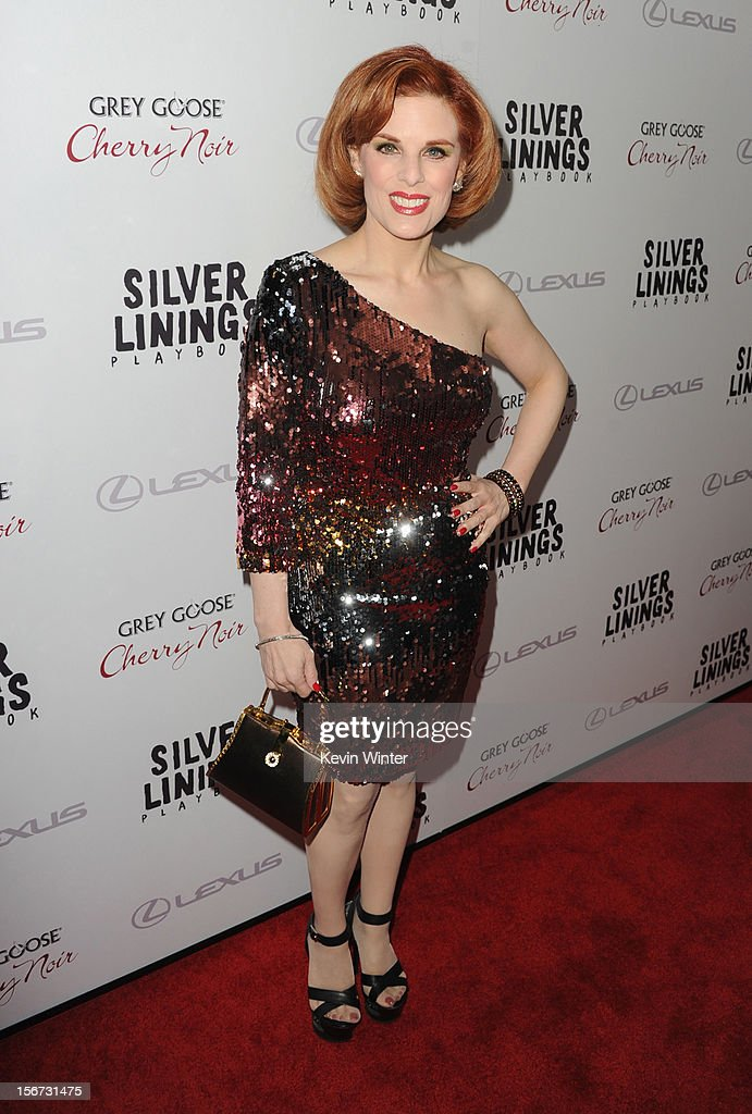 Actress Kat Kramer attends a screening of The Weinstein Company's 'Silver Linings Playbook' at the Academy of Motion Picture Arts and Sciences on November 19, 2012 in Beverly Hills, California.