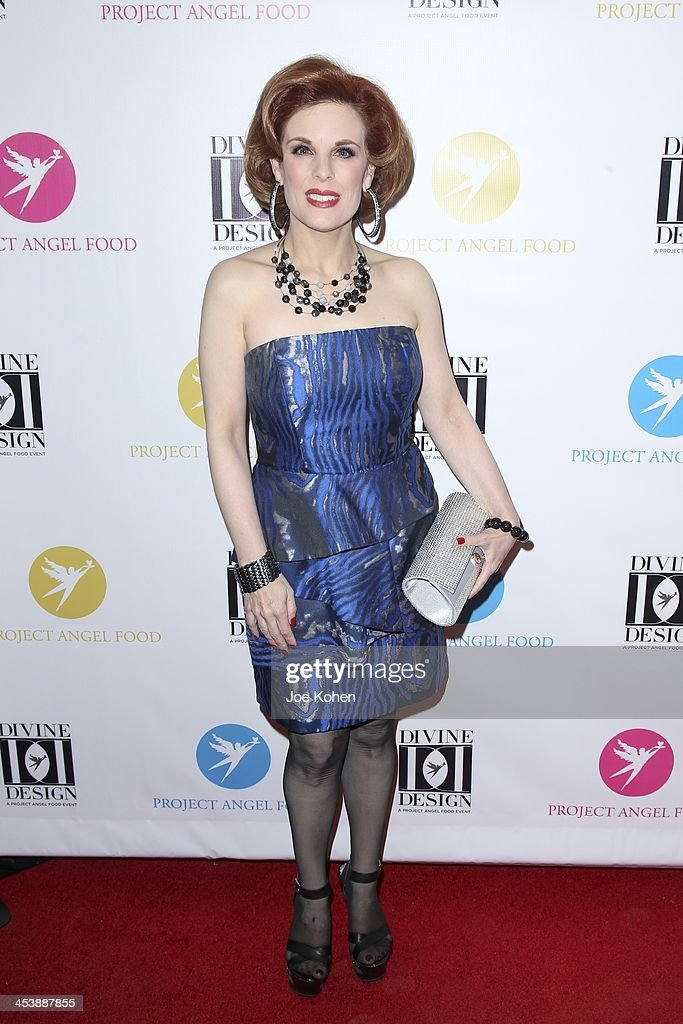 Actress Kat Kramer attends the Opening Night Party For Divine Design 2013 on December 5, 2013 in Beverly Hills, California.
