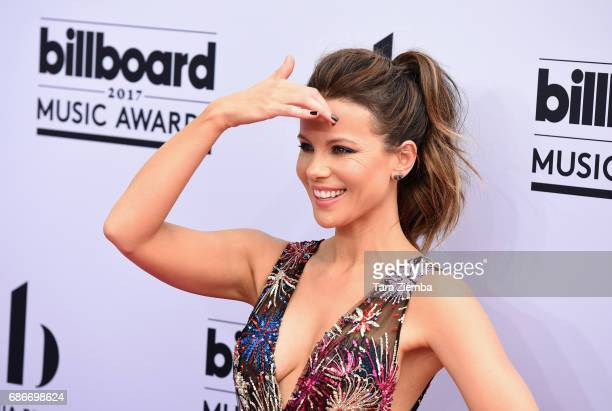 Actress Kate Beckinsale arrives at 2017 Billboard Music Awards at TMobile Arena on May 21 2017 in Las Vegas Nevada