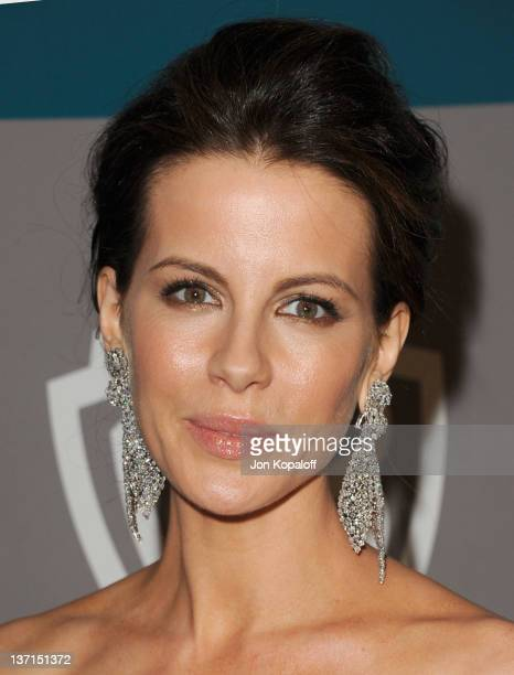 Actress Kate Beckinsale arrives at the 13th Annual Warner Bros And InStyle Golden Globe After Party held at The Beverly Hilton hotel on January 15...