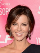 Actress Kate Beckinsale attends SELF Magazine and Jennifer Aniston's celebration of Mandy Ingber's new book 'Yogalosophy 28 Days to the Ultimate...