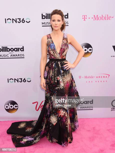Actress Kate Beckinsale attends the 2017 Billboard Music Awards at TMobile Arena on May 21 2017 in Las Vegas Nevada