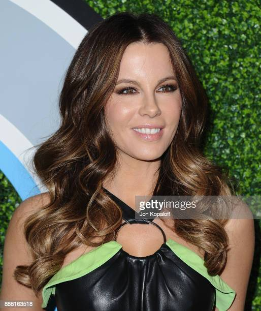 Actress Kate Beckinsale attends the 2017 GQ Men Of The Year Party at Chateau Marmont on December 7 2017 in Los Angeles California