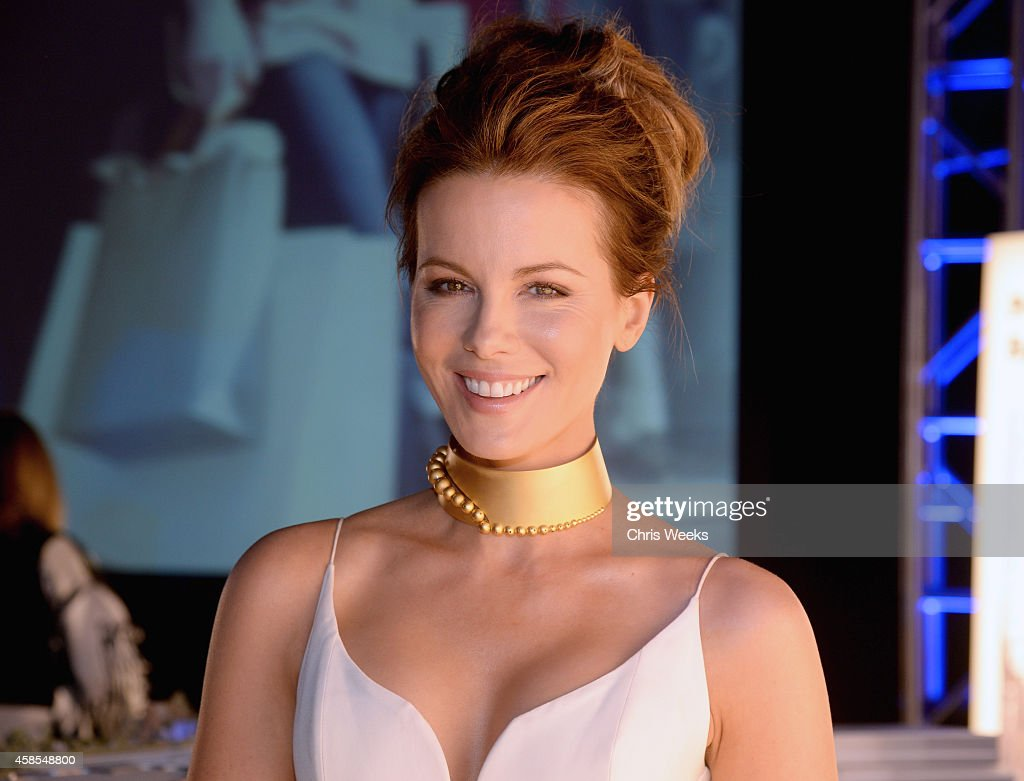 Actress <a gi-track='captionPersonalityLinkClicked' href=/galleries/search?phrase=Kate+Beckinsale&family=editorial&specificpeople=202911 ng-click='$event.stopPropagation()'>Kate Beckinsale</a> attends the Battersea Power Station launch party to celebrate the launch of its Global Tour at The London West Hollywood on November 6, 2014 in West Hollywood, United States.
