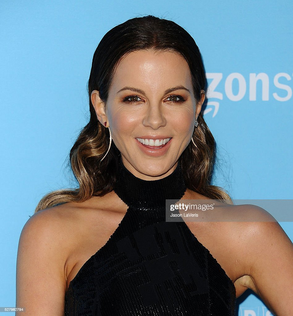Actress <a gi-track='captionPersonalityLinkClicked' href=/galleries/search?phrase=Kate+Beckinsale&family=editorial&specificpeople=202911 ng-click='$event.stopPropagation()'>Kate Beckinsale</a> attends the premiere of 'Love and Friendship' at Directors Guild Of America on May 3, 2016 in Los Angeles, California.