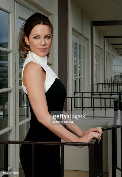 Actress Kate Beckinsale is photographed for Los Angeles Times on May 2 2016 in Los Angeles California PUBLISHED IMAGE CREDIT MUST READ Genaro...