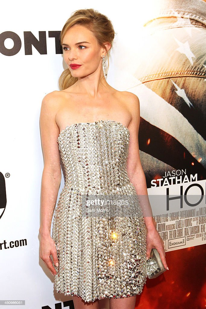 Actress <a gi-track='captionPersonalityLinkClicked' href=/galleries/search?phrase=Kate+Bosworth&family=editorial&specificpeople=201616 ng-click='$event.stopPropagation()'>Kate Bosworth</a> arrives at the Las Vegas premiere of Open Road Films''Homefront' at Planet Hollywood Resort & Casino on November 20, 2013 in Las Vegas, Nevada. The movie opens nationwide in the United States on November 27.