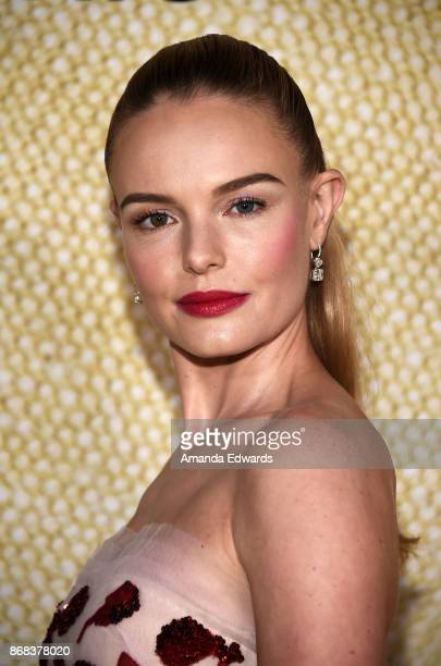 Actress Kate Bosworth arrives at the premiere of National Geographic's 'The Long Road Home' at Royce Hall on October 30 2017 in Los Angeles California